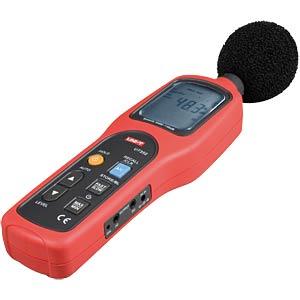 Schallpegelmessgerät, 30 bis 130 dB UNI-TREND UT 352