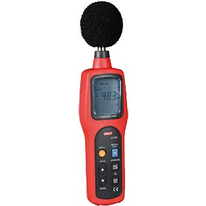 Uni-Trend sound level meter 30 to 130dB UNI-TREND UT 352