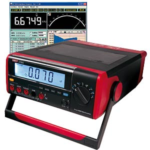 Tischmultimeter, digital, 5999 Counts UNI-TREND UT 803