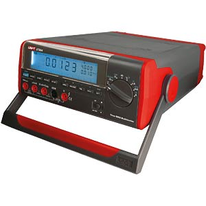 Tischmultimeter, digital, 40000 Counts, dual UNI-TREND UT 804