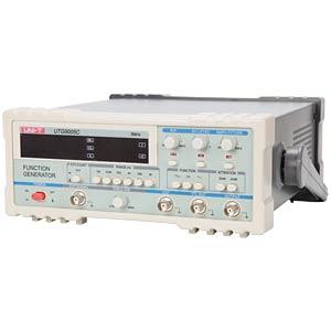 Funktionsgenerator, Sinus-,Rechteck-Signale, 0,5 Hz ... 5 MHz UNI-TREND UTG 9005C