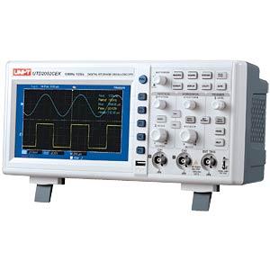 Digital storage oscilloscope, 50MHz, 1GS/s UNI-TREND UTD2052CEX