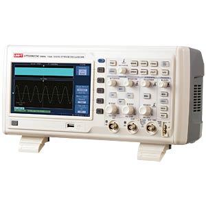 Digital-Speicher-Osziloskop, 60 MHz, 2 Kanäle UNI-TREND UTD 2062 CM