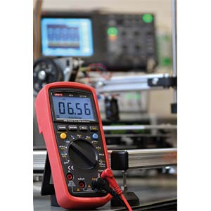 UNI-T TRMS digital multimeter, 6000 counts UNI-TREND UT139C