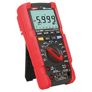 Multimeter ProLine, digital, 6000 Counts, für Industrie, TRMS UNI-TREND UT195DS