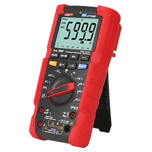 Multimeter ProLine, digital, 6000 Counts, für Industrie, TRMS UNI-TREND UT195E