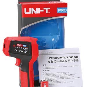 Infrarot-Thermometer, Single-Laser, 10:1 UNI-TREND UT309A