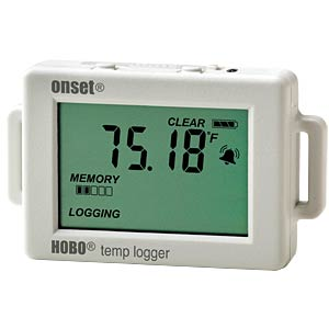 Datenlogger UX100-001, Temperatur, -20 … +70 HOBO UX100-001