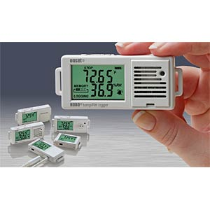 HOBO Temperature/Relative Humidity 3.5% Data Logger HOBO UX100-003