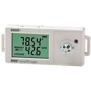 HOBO Temperatur- und Feuchtigkeitsdatenlogger HOBO UX100-011