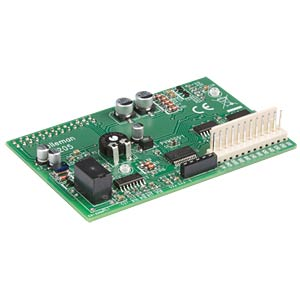 Oscilloscope and logic analyser shield for Raspberry Pi VELLEMAN VM205