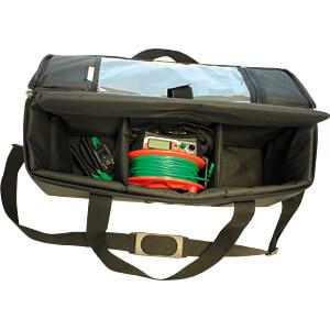 Durchgangsprüfer Wheel-E mit Kabelrolle, Teleskopstab und Tasche ELECTRO PJP KITW2-DE10H301235-TEST