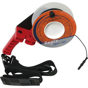 Compact Cable Reel, Ø 4 mm, 30 m, red ELECTRO PJP X-REEL2310F4-30-2