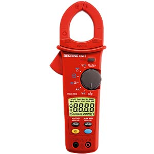 Leistungs-Stromzangen-Multimeter (TRMS) BENNING 044064