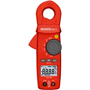 TRMS milliampere current clamp multimeter BENNING 044067