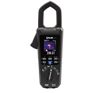Imaging 600A AC/DC Clamp Meter with IGM FLIR