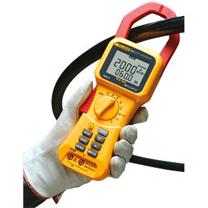Fluke true-RMS clamp meter for 2000 A FLUKE 2840265