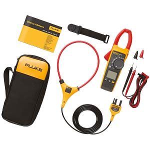 True RMS AC/DC Clamp Meter with iFlex FLUKE 4695861