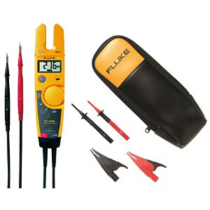 Electrical tester with fixed jaw + starter kit FLUKE 3449405