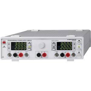 Netzgerät, 0 - 30 V / 2 A und 5 V / 2 A HAMEG HM 8143