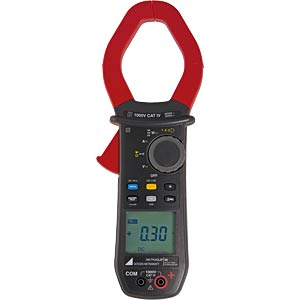 Clamp Multimeter for Current, Voltage, Power GOSSEN METRAWATT M312M