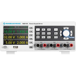 Labornetzgerät, 0 - 32 V, 0 - 3 A ROHDE & SCHWARZ 5601.1414.02