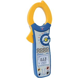 Digital power clamp meter , 750 kW with USB PEAKTECH P 1660