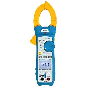 TRMS current clamp meter with Bluetooth, 1000 V/1000 A PEAKTECH P 1670