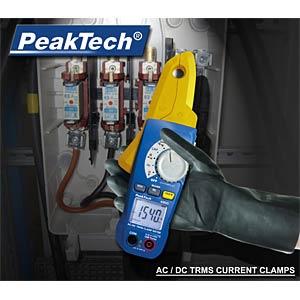 Stromzange, digital, AC/DC, bis 80 A PEAKTECH P 4350