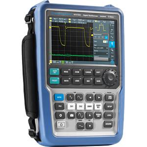 Handheld-Oszilloskop RTH1004, 500 MHz, 4 Kanäle ROHDE & SCHWARZ 1317.5000P55