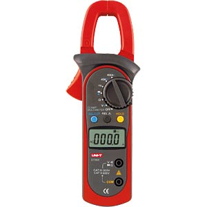 AC/DC digital clip-on measuring instrument UNI-TREND UT 203