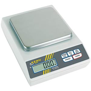 Präzisionswaage, digital, bis 400 g KERN-SOHN 440-35 N