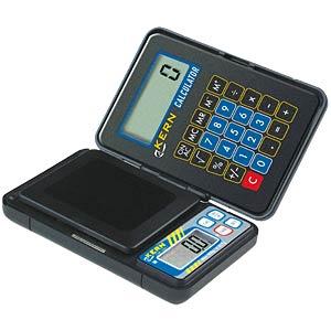 Taschenwaage, digital, bis 1,0 kg KERN-SOHN CM 1K1 N