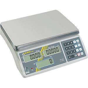 Scale counter, max. 15.0 kg KERN-SOHN CXB 15K1