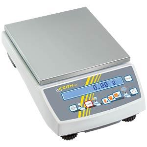 Telweegschaal CKE, laboratoriumtelweegschaal, 2 kg KERN-SOHN CKE 2000-2