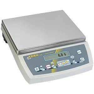 Telweegschaal CKE, laboratoriumtelweegschaal, 36 kg KERN-SOHN CKE 36K0.1