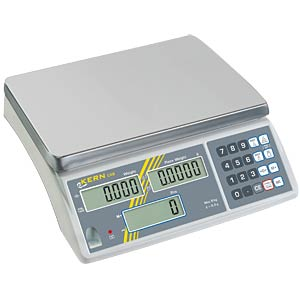 counting scale CXB, resolution 30.000 Pkt., 30 kg KERN-SOHN CXB 30K2