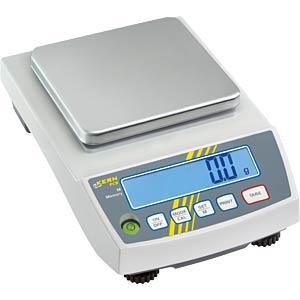 Precision balance PCB, Standard level laboratory balance, 1000 g KERN-SOHN PCB 1000-2