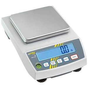 Precisieweegschaal, standaard-laboratoriumweegschaal, 2500 g KERN-SOHN PCB 2500-2