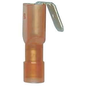 Flachsteckhülsen mit Abzweig - 0,5 … 1,5 mm², transp., vollisoli WE EISENACHER F605638.1N