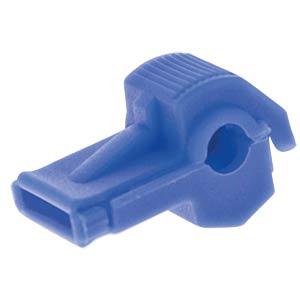 Abzweigklemmverbinder - 1,5 … 2,5 mm², Nylon, blau FREI K429006