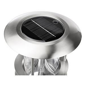 LED-Solarleuchte, Standleuchte, mit Bewegungsmelder, IP44 SMARTWARES 10.048.13