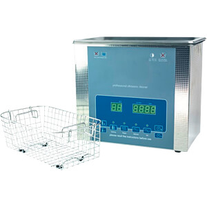 Ultrasonic Cleaning Tank 3L - with EU / Swiss cables/plugs RND LAB 605-00034