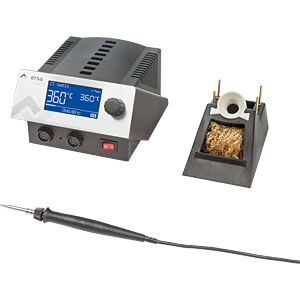 ERSA i-CON 2-V soldering station, 1 x i-TOOL ERSA 0IC2200VC