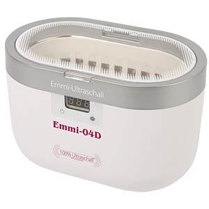 Ultraschallreiniger, 0,6 l , 40 W, Edelstahl EMAG 60112