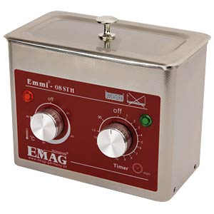 Emmi-08ST H stainless steel with heating EMAG 61033