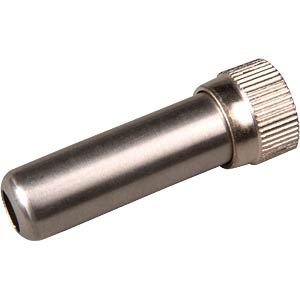 Replacement collet and nut for iron DIA100A XYTRONIC 77A100290