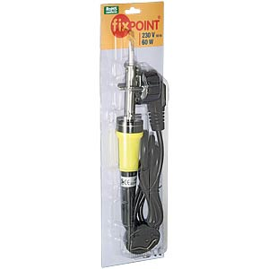 Soldering iron 230 V/60 W FIXPOINT 51206