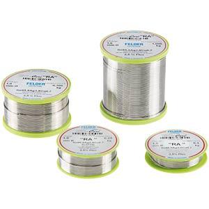 Soldering wire, 100-g reel, 1 mm, Sn60 FELDER LÖTTECHNIK 18601010