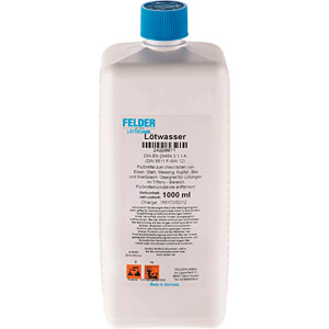 Soldeervloeistof, (hobby) 250 ml FELDER LÖTTECHNIK 242200561